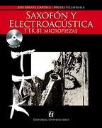 Saxofon y Electroacustica - Varios - Editorial Universitaria