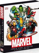 Marvel. Crónica Visual Definitiva. Actualizada y Ampliada (Dk) (Td) - Marvel - Cosar Editores