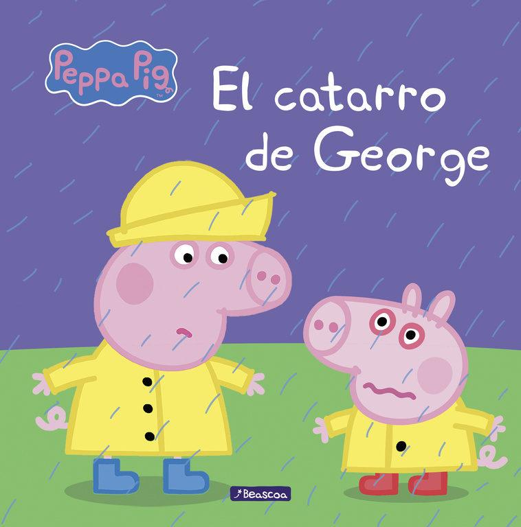 El catarro de george. peppa pig. primeras lecturas 14; varios autores