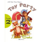 Toy Party sb With Cdrom - Varios Autores - Mm Publications