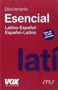 Diccionario Esencial Latino. Latino-Español - Varios Autores - Vox