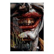 The Joker (libro en Inglés) - Brian Azzarello - DC Comics