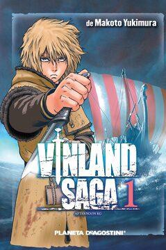 portada Vinland Saga 1