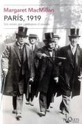 París, 1919. Seis Meses que Cambiaron el Mundo - Margaret Macmillan - Tusquets