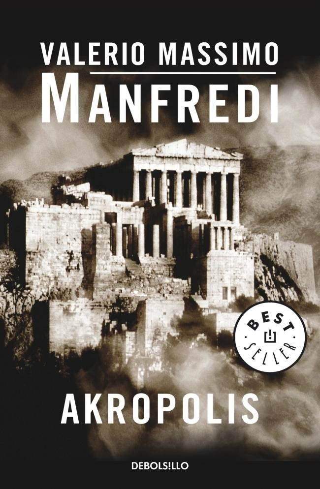 Akrópolis valerio massimo manfredi