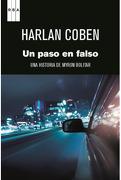 Un Paso en Falso: Seie Myron Bolitar (Novela Policíaca Bib) - Harlan Coben - Rba