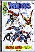 Los Vengadores: Unidos en Combate - Roy Thomas,John Buscema,Don Heck,George Tuska,Werner Roth - Panini España S.A.