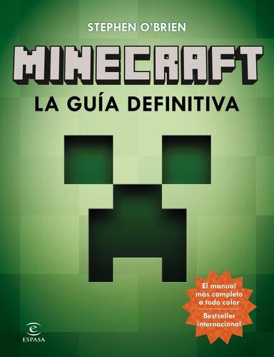 Libro Minecraft: La Guia Definitiva, Stephen O'brien, ISBN