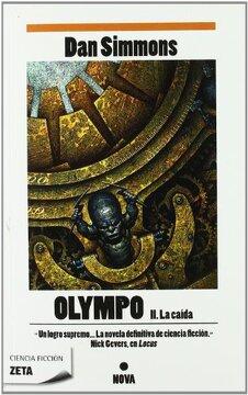 portada Olympo ii: La Caida (Zeta) (Col. Nova) Ciencia Ficcion