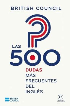 portada Las 500 Dudas mas Frecuentes del Ingles