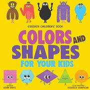 Swedish Children's Book: Colors and Shapes for Your Kids (libro en inglés)