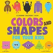 Slovenian Children's Book: Colors and Shapes for Your Kids (libro en inglés)