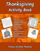 Thanksgiving Activity Book (libro en inglés)