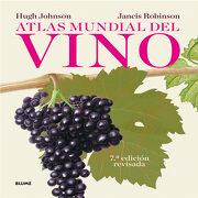 Atlas Mundial del Vino - Hugh Johnson,Jancis Robinson - Blume