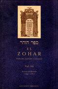 El Zohar (Vol. 7): Traducido, Explicado y Comentado (Cabala y Judaismo) - Rabi Shimon Bar Iojai - Obelisco