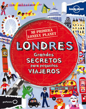 portada Lonely Planet mi Primera Lonely Planet Londres (Lonely Planet Kids) (Spanish Edition)