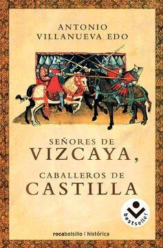 portada Señores de Vizcaya, Caballeros de Castilla