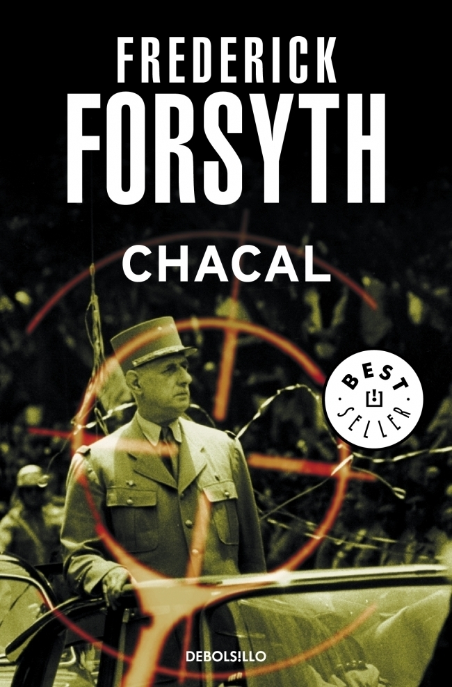 Chacal; frederick forsyth