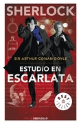 Estudio en Escarlata - Sir Arthur Conan Doyle - Debolsillo