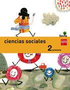 Ciencias Sociales. 2 Primaria. Savia - Pilar Menéndez Camarena,Juan Miguel Hidalgo García,Vicente Moratalla De La Hoz - Ediciones Sm
