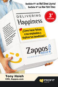 Delivering Happiness (Entregando Felicidad) - Tony Hsieh - Profit