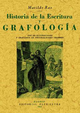 portada Historia de la Escritura y Grafología