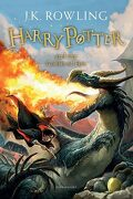 Harry Potter and the Goblet of Fire: 4 (libro en inglés) - J.K. Rowling - Bloomsbury Publishing