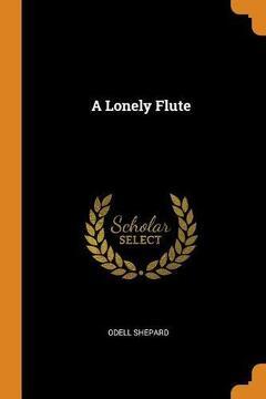 portada A Lonely Flute (libro en inglés)