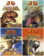 3d Alucinantes (4 Títulos) - Susaeta Ediciones S A - Susaeta
