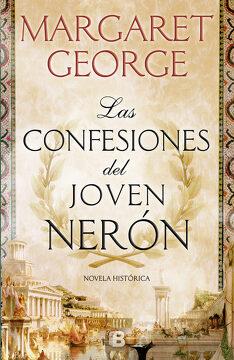 portada Las Confesiones del Joven Nerón