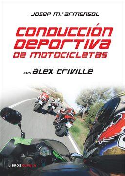 portada Conducción Deportiva de Motocicletas (Motor)