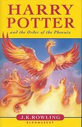 Harry Potter and the Order of the Phoenix (libro en Inglés) - J. K. Rowling - Bloomsbury
