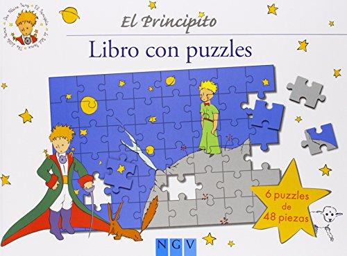 El Principito. Libro Con Puzzles; Vv.aa Envío Gratis
