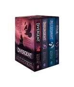 Divergent Series box set (Books 1-4) (libro en inglés) - Veronica Roth - Harpercollinschildren'sbooks