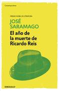 El año de la Muerte de Ricardo Reis - José Saramago - Debolsillo
