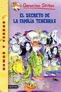 Pack Geronimo Stilton 18. El Secreto de la Familia Tenebrax - Geronimo Stilton - Ediciones Destino, S.A.