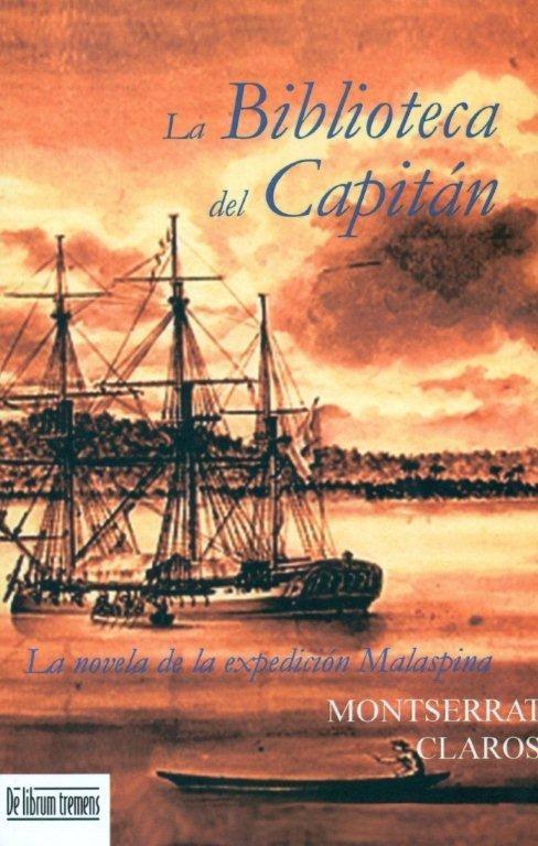 Biblioteca del capitan, la (novela historica (librum)) montserrat claros