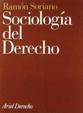 portada Sociología del Derecho