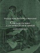 Cartas de un Simio a los Animales de su Especie - Nicolas-Edme Rétif De La Bretonne - Sd Edicions