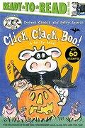Click, Clack, Boo!  A Tricky Treat (a Click Clack Book) (libro en Inglés) - Doreen Cronin - Simon Spotlight