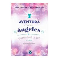 portada Aventura con tus Angeles un Mensaje de luz - María Elvira Pombo Marchand - Diana