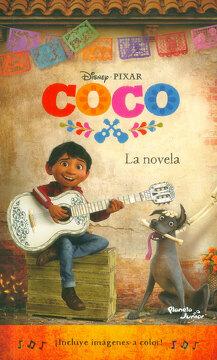 portada Coco. La Novela