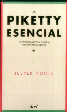 portada Piketty Esencial