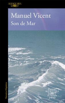 portada Son de mar (Premio Alfaguara de Novela 1999) (Hispanica)