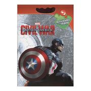Capitán América Marvel Civil War. Actividades a la Mano - Marvel - Planeta Junior