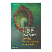 Cronica de una Muerte Anunciada - Garcia Marquez Gabriel - Penguin Random House S.A.S