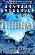 Steelheart - Brandon Sanderson - Ediciones B. Grupo Z