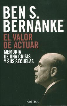 portada El Valor de Actuar Memoria de una Crisis y sus Secuelas