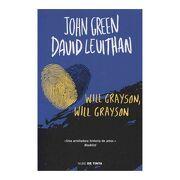 Will Grayson, Will Grayson - John Green,David Levithan - Penguin Random House
