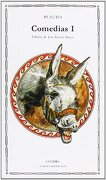 Comedias, i (Letras Universales) - Tito Maccio Plauto - Catedra Ediciones